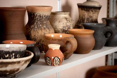 керамика и гончарная посуда
